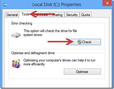 how to choose main hard drive in windows