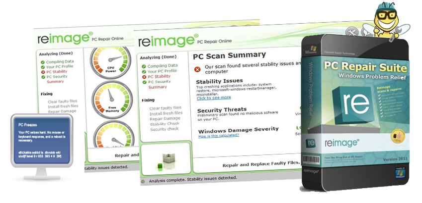 5 ways Reimage Repair Tool can improve your PC's performance!