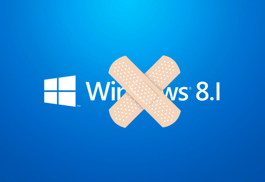 Fix Registry Windows 8.1