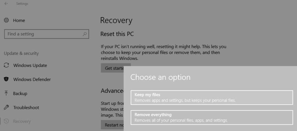 refresh-pc