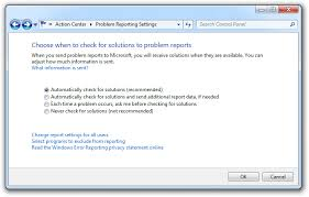 disable eror reporting
