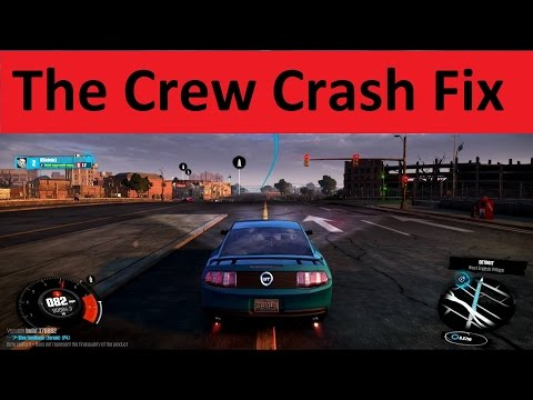 the crew error fix