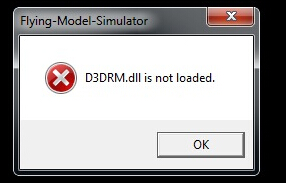 Fix d3drm.dll Not Found