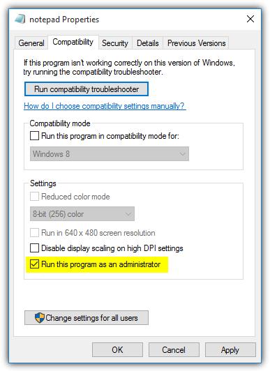 Fix error 0xc00007b