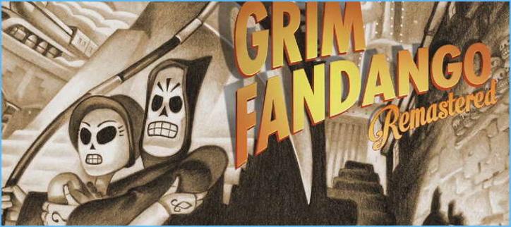 Fix Grim Fandango Remastered Errors
