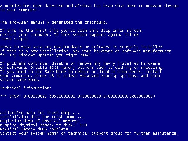 fix STOP 0x0000011A Errors