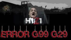 h1z1 error