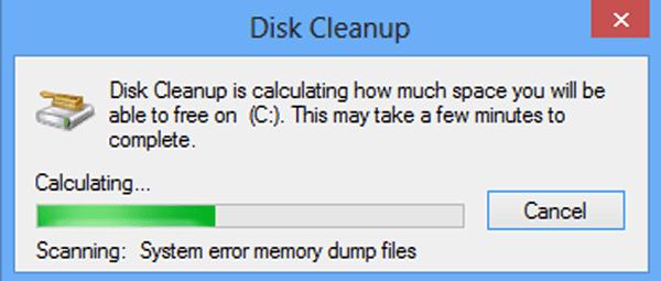 low virtual memory 10