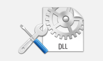 fix dll error