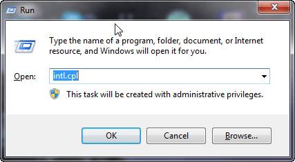 something happened error