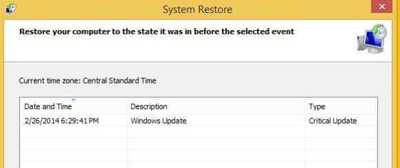 system-restore