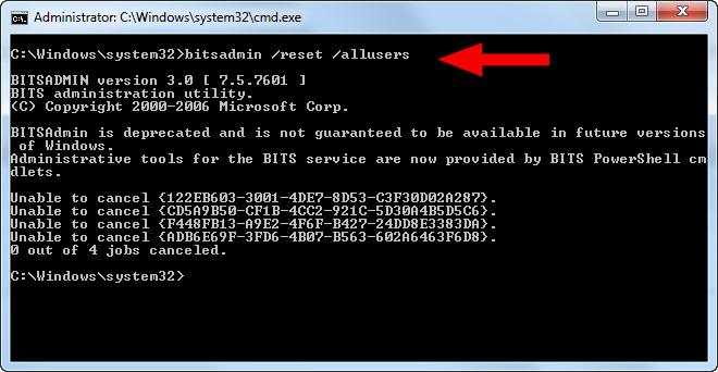 fix error code 0x80200056 in Windows 10