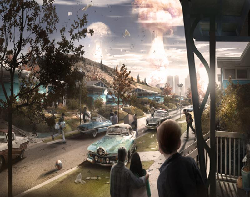 Fallout 4 errors