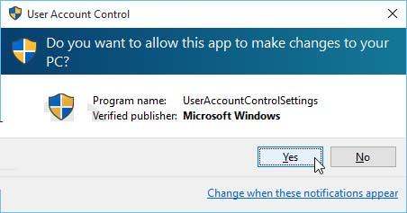 UAC-prompt-Windows-10