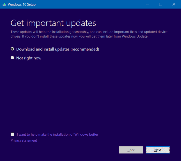 Top 5 Steps to Reinstall Windows 10 without Deleting Files