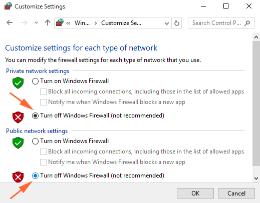 Windows 10 Tips: Disable the yellow warning sign from the network icon