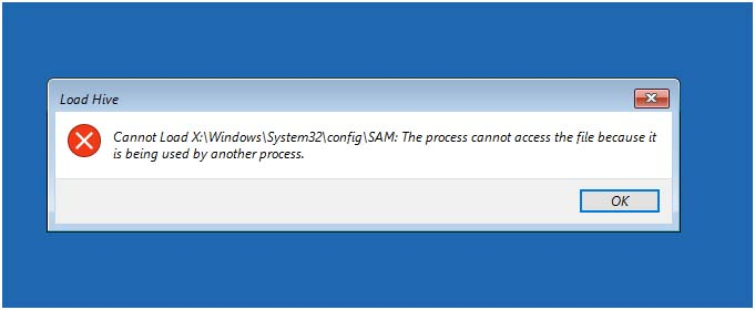 Guide to Repair \u201cThe Process Cannot Access the File Because It Is