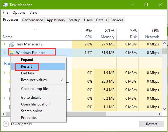 Top 5 Methods to fix Windows 10 Volume Control is not working