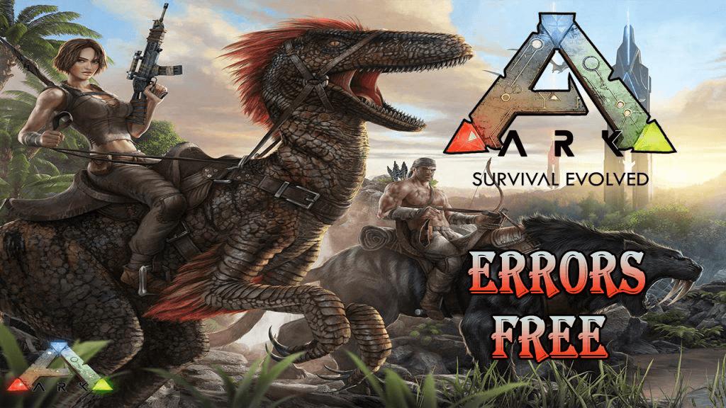 How to Fix Ark: Survival Evolved Crash, Appcrash, Loading, No Sound