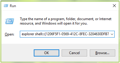 Steps to Backup and Restore Credentials In Windows 10
