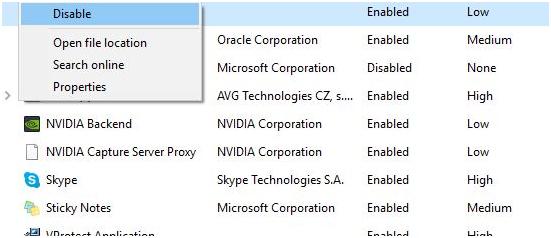 skype startet nicht windows 10
