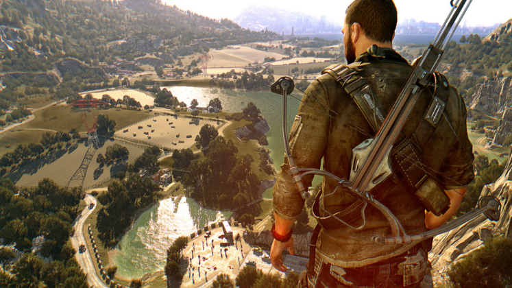 Dying Light The Following FPS Issues