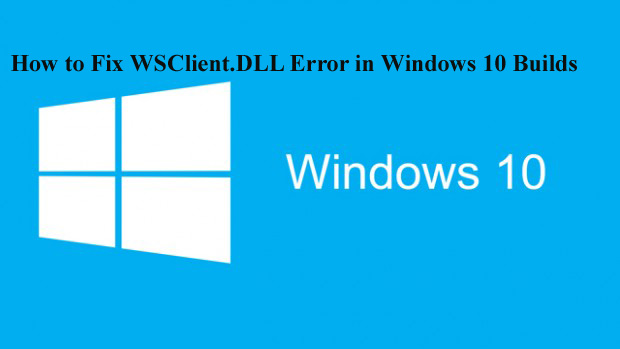 Fix WSClient.DLL Error