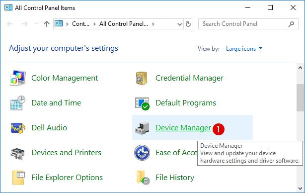 error 651 windows 10
