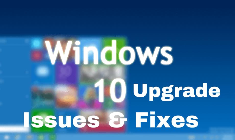 How to Fix Windows 10 Upgrade Error Code 0xC1900208 – 0x4000C?