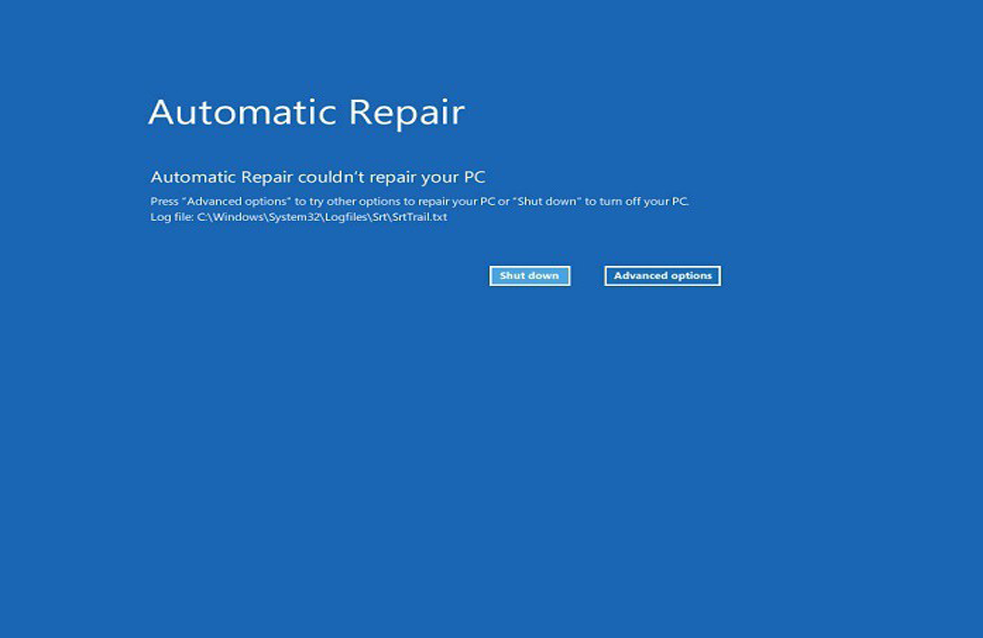 "How to Fix ""Windows 10 Automatic Repair couldn't Repair your PC""?"