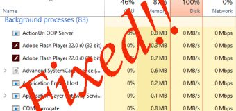 Top 10 Solutions to Fix 100% Disk Usage in Windows 10