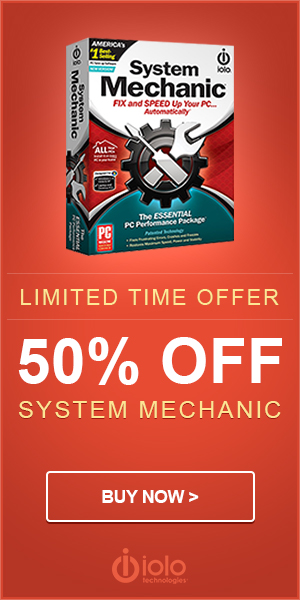 50% off system mechanics