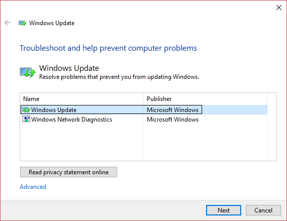 Fix Windows 10 Update Error Code 0x800706D9