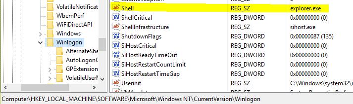 windows 8 explorer.exe error