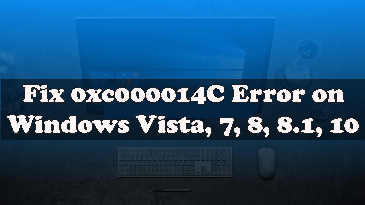 delete 0xc000014C Error