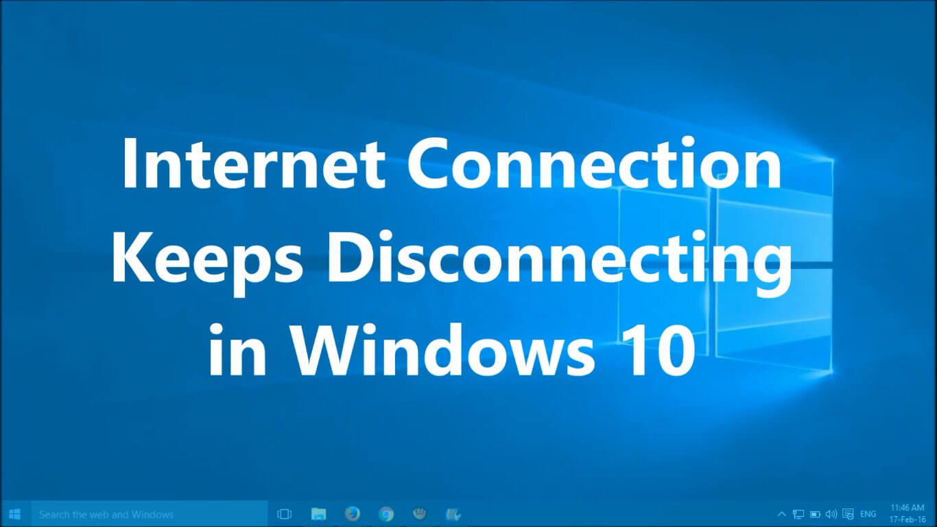 instable internet connection after updating
