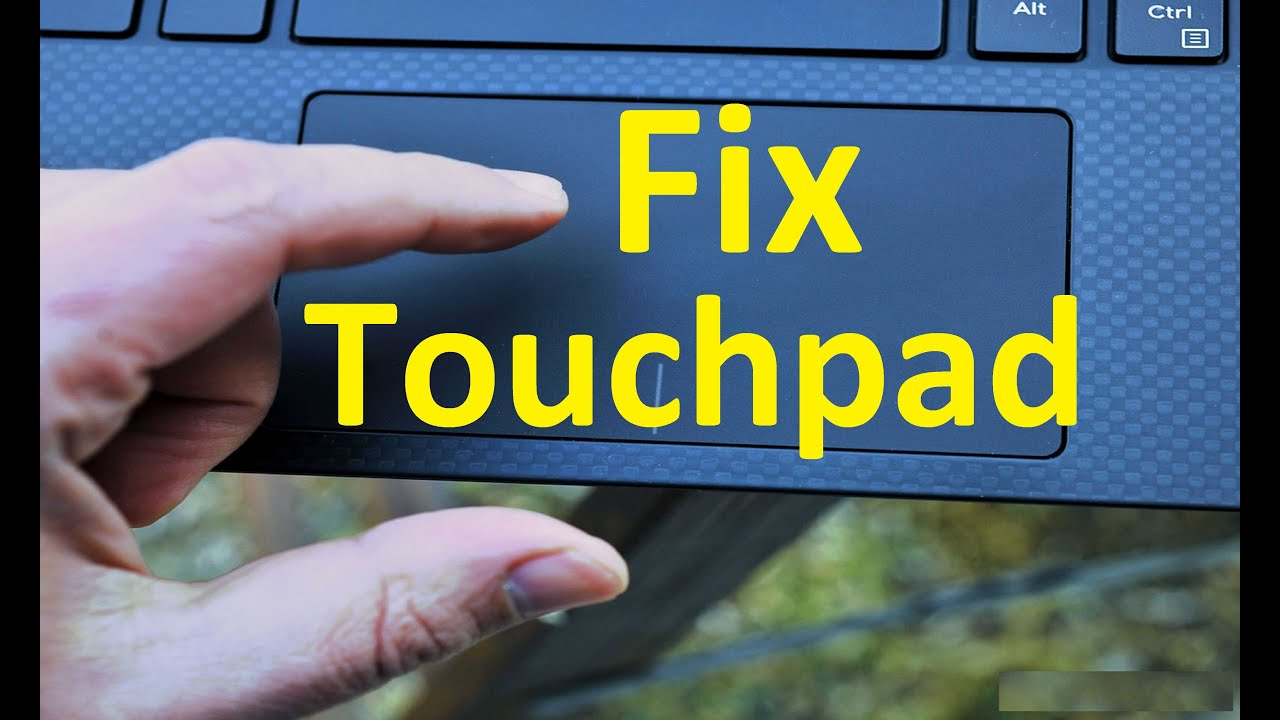 touchpad issue