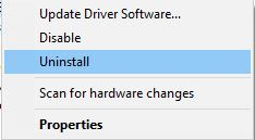 Directx Error after Windows 10 Creators Update