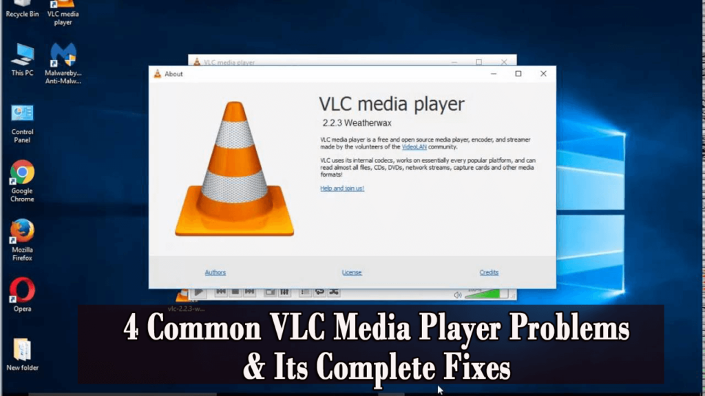 4 Common VLC Media Player Problems & Its Complete Fixes