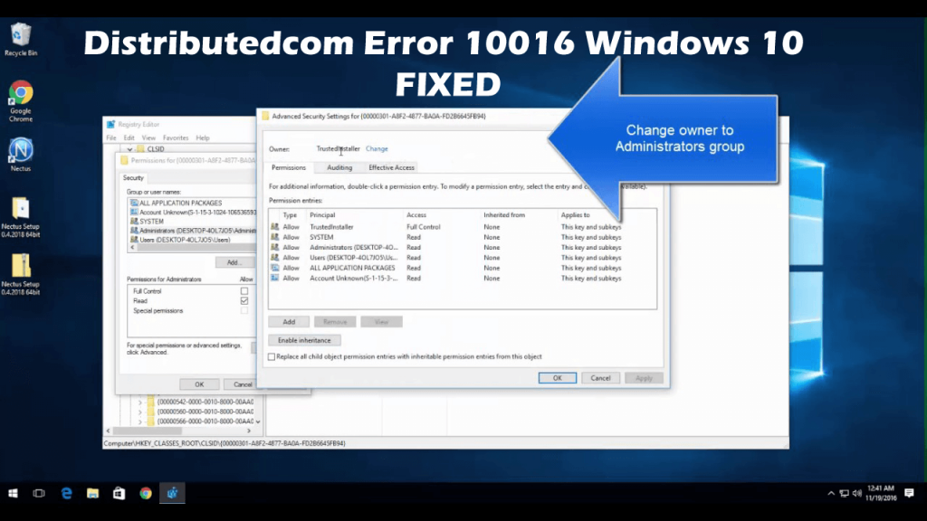 Fix PC Errors