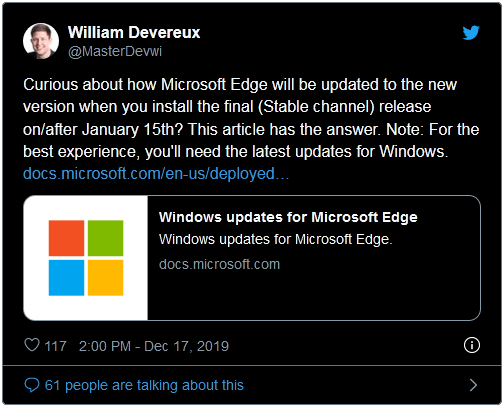Windows 10 Insider Preview Build 19546