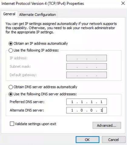 Fix the Windows Update Error 8024402C in Windows 10