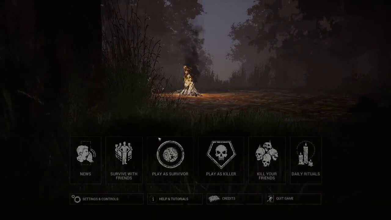 Dead by Daylight Not Starting