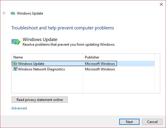 Windows 10 Update Error 0x8024a000