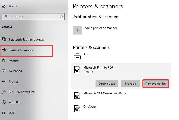 fix brother printer driver installation problems