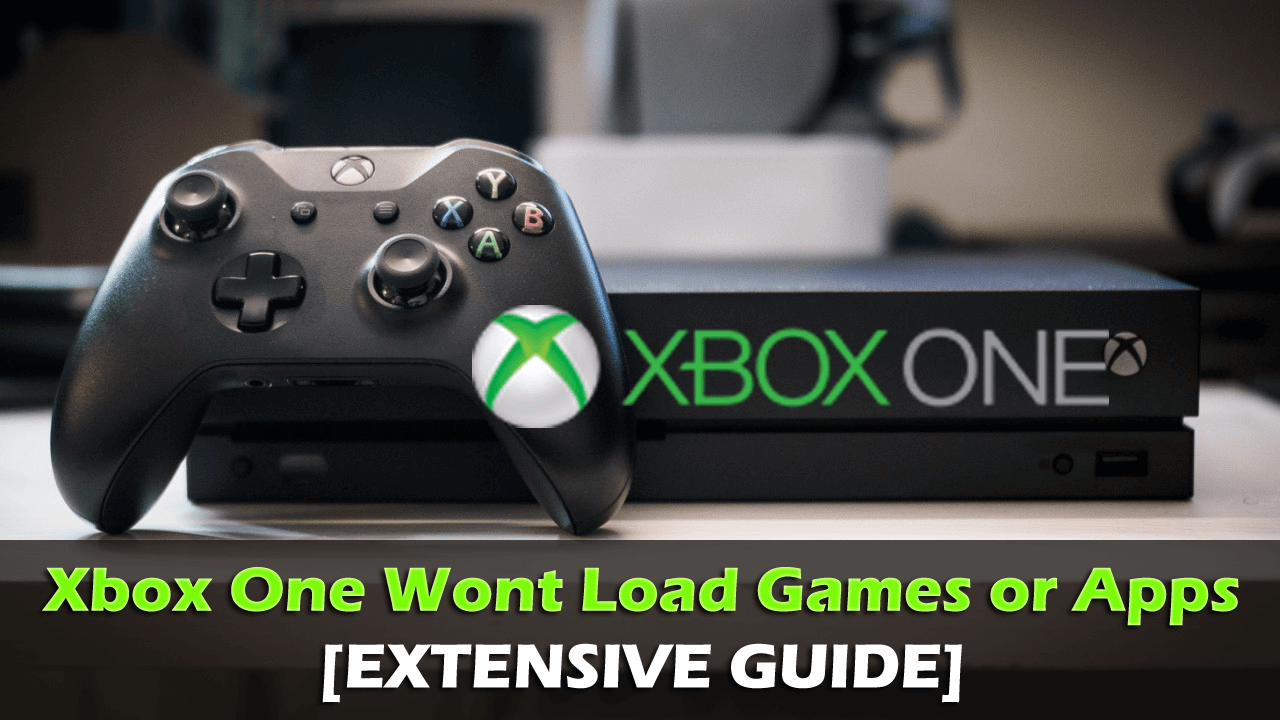 Xbox one won't load games or if it does they hang/don't go ...