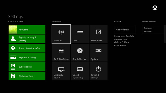 Xbox won't connect to Wi-Fi