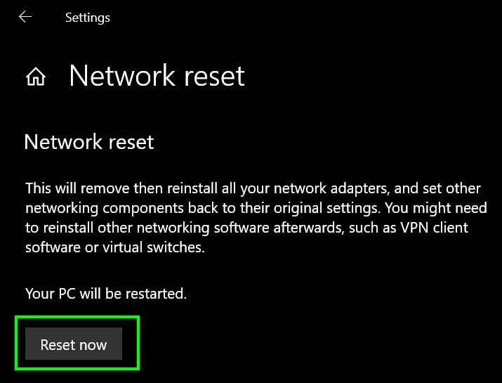 fix Netflix error UI3012