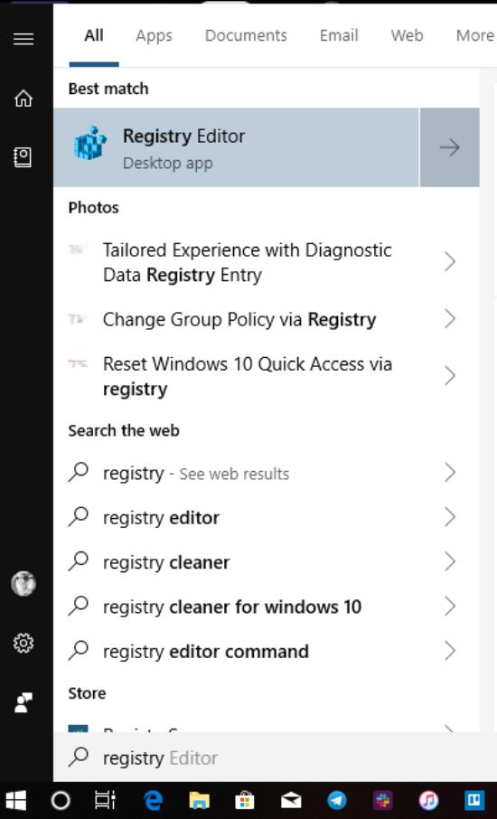 exe dosyalarını Windows 10'da çalıştıramıyorum
