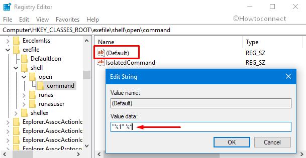 Windows exe dosyalarını açamıyor